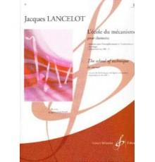 L? ecole du Mecanisme pour Clarinette 1º