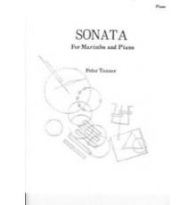 Sonata for Marimba & Piano-M/PN