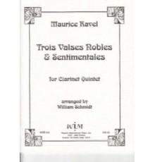 Trois Valses Nobles & Sentimentales