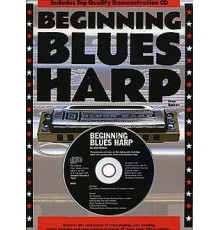 Beginning Blues Harp. Libro   CD