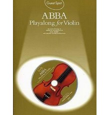 Abba Playalong Violin   CD