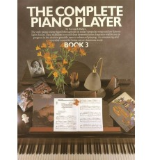 The Complete Piano Player Book 3