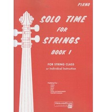 Solo Time For Strings/ Piano