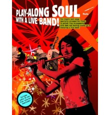 Play-Along Soul Live Band! Flute   CD