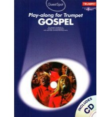 Play-Along for Trumpet Gospel   CD
