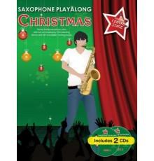 Christmas Playalong Saxophone   2CD