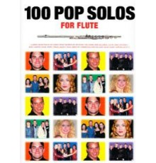 100 Pop Solos for Flute