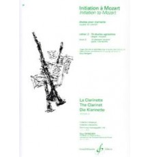 Initiation a Mozart Vol. 2: 15 Etudes Ag