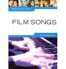 Really Easy Piano Film Songs 24 Screen