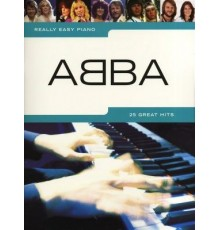 Really Easy Piano ABBA 25 Great Hits