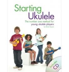 Starting Ukelele   CD
