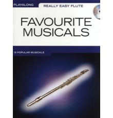 Favourite Musicals Really Easy Flute