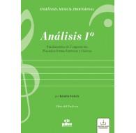 Análisis 1º. Libro del Profesor. Audio