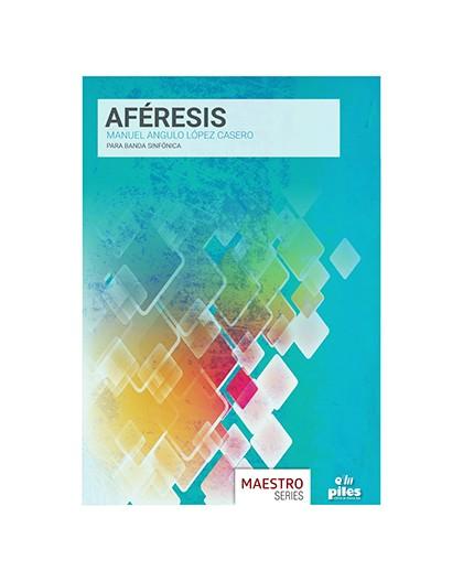 Aféresis/ Full Score A-3