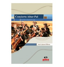 Concierto Altur-Pal/ Score and Parts A-4