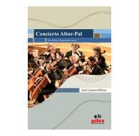 Concierto Altur-Pal/ Score and Parts A-4