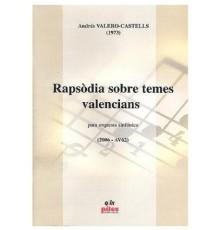 Rapsòdia sobre Temes Valencians
