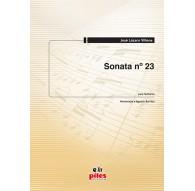 Sonata Nº 23