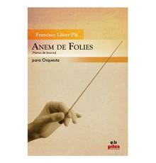 Anem de Folies/ Full Score A-3