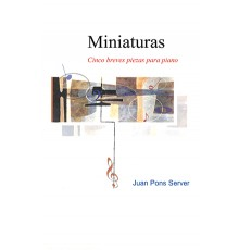 Miniaturas. Piano