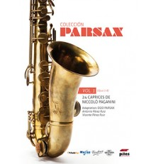 Parsax 24 Caprices Vol. 1 Op. 1-8