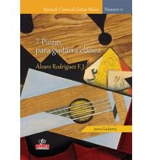 7 Piezas para Guitarra Clásica
