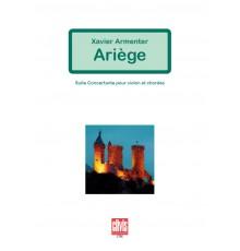 Ariege/ Full Score
