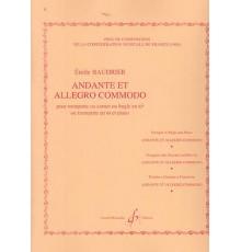 Andante et Allegro Commodo