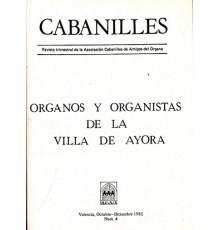 Organos y Organistas. Revista Nº 4