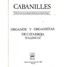 Organos y Organistas de Catarroja Revist