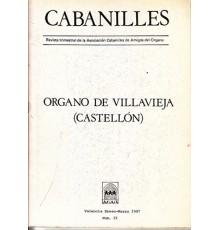 Organo de Villavieja. Revista Nº 21