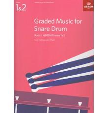 Graded Music for Snare Drum Book I/ Grad