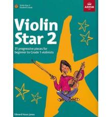 Violin Star 2 Student? s Book   CD