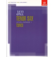 Jazz Tenor Sax Level 1   CD