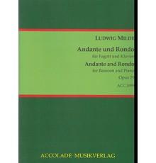 Andante und Rondo Op. 25