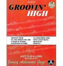Groovin? High Vol. 43   CD