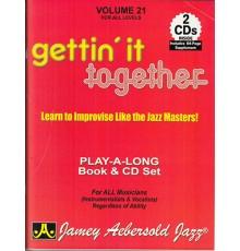 Gettin?it Together Vol. 21   2CD