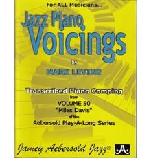 Jazz Piano Voicings  Vol. 50
