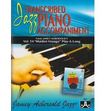 Maiden Voyage Vol.54 Trancribed Piano Ac