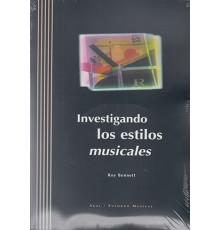 Investigando los Estilos Musicales   2CD