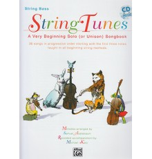 String Tunes a Very Beginning Solo   CD