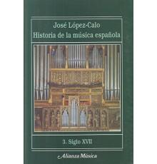 Historia de la Música Española 3. Siglo