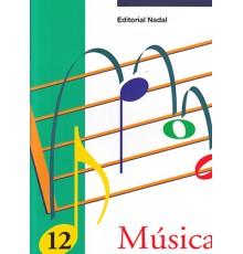 Quadern de Música Vol. 12 Exercicis