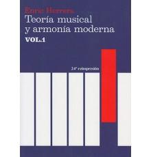 Teoría Musical y Armonía Moderna Vol. 1