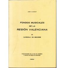 Fondos Musicales. Vol. III