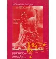 Historia de la Opera en Valencia
