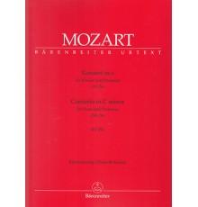 Concerto in C minor Nº 24  KV 491/ Red.P