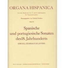Acht Spanische und Portugisische Sonaten