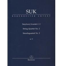 String Quartet Nº 2 in B Major Op. 31