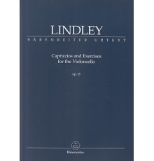 Capriccios and Exercises Op. 15